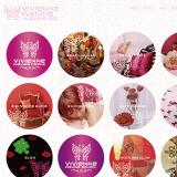 Vivienne Waxing [Homepage Design]